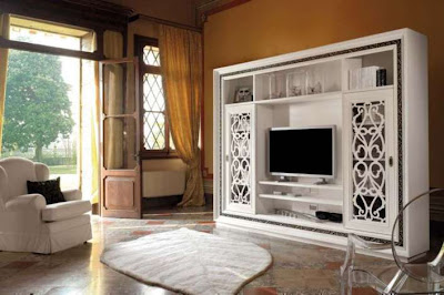 mesa tv Muebles Clásicos y Contemporáneos para Salas TV