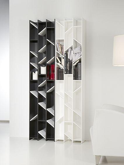 Decora y disena 6 libreros de dise o para tu casa - Libreros de madera modernos ...