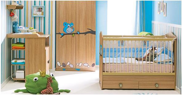 Recamara para beb de leon imagui for Recamaras para bebes