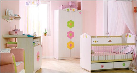 Decora y disena rec maras infantiles decoradas for Recamaras infantiles