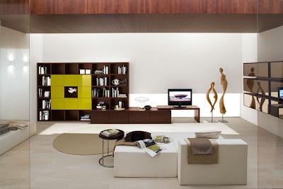 libreros para sala