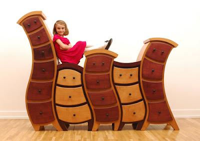 diseño de muebles infantiles