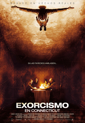 Poster de Exorcismo en Connecticut