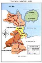 Peta Bawean