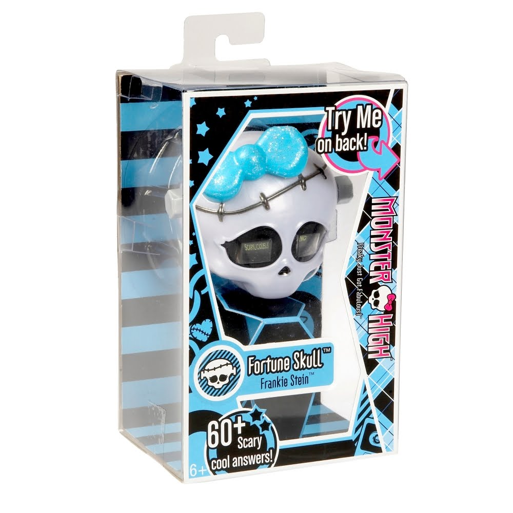 Monster High-Pretty : octubre 2010