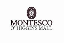 ahora MONTESCO en O Higgins Mall y en Paseo del Jockey!