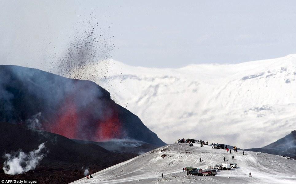 iceland volcano eruption 2010. Volcano Blog: Icelandic