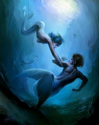 Как выглядит идеальная пара: женщина-Рыбы – мужчина-Рыбы?