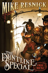 The Buntline Special—A Weird West Tale by Mike Resnick