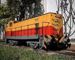 Tren de Las Rosas