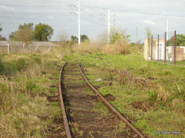 Reposicion del corte de via ubicado en la curva del km 47