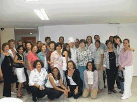 Alunos do curso de culinária judaica em Salvador