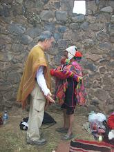 Antes de partir al Paititi- 2010