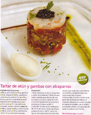 Tartar de at?n