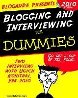 My BlogAdda Interviews (2)