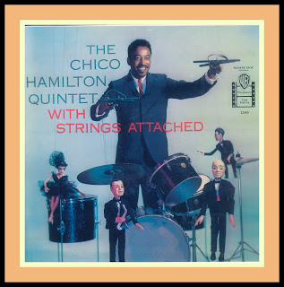 Living Room Floor Was A Demonstration Only Copy Of Chico S Initial Album For That Label The Hamilton Quintet With Strings Attached WB 1245