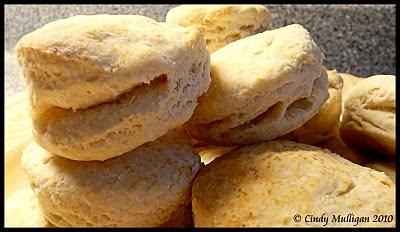Gumbo Ya Ya: Baking Powder Biscuits