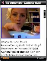 Lilla Gumman – Sveriges första teknikblogg för tjejer in your mobile.