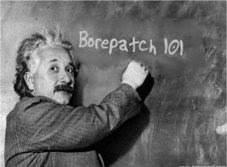 Who is this Borepatch guy, anyway?