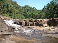 NYANDAZULU WATER FALL