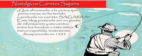 NOSTÁLGICOS CARRETES SAGARRA
