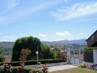 Bandung Blue Sky