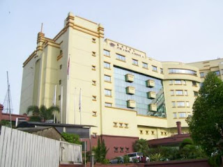 Beautiful Hotel of Grand Aquila, Bandung