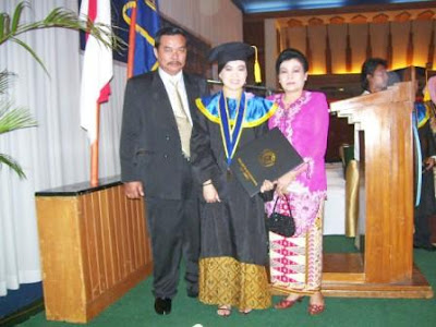 __, ST. with her parent