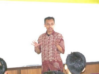 Irwan Setyo Wibowo, ST.