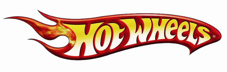 Logo hot wheels