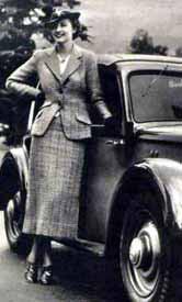 La Moda segun avanzan los Años (1900 - 1950)