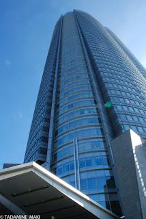Roppongi Hills building