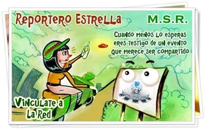 Sea Reportero Estrella MSR