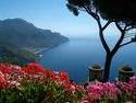 Ravello, Italy on the Amalfi Coast.