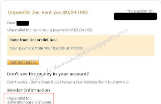 Payment Proof PTC00