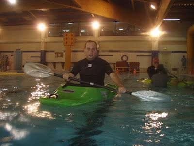 Kayak norte piscina marisma santander - Piscina municipal santander ...