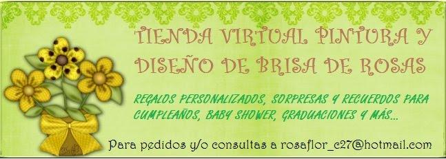 SORPRESAS INFANTILES BRISA DE ROSAS