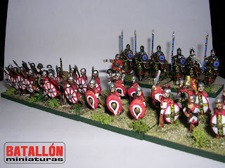 legionarios y auxilia