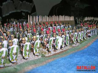 Romanos republicanos (Essex miniatures)