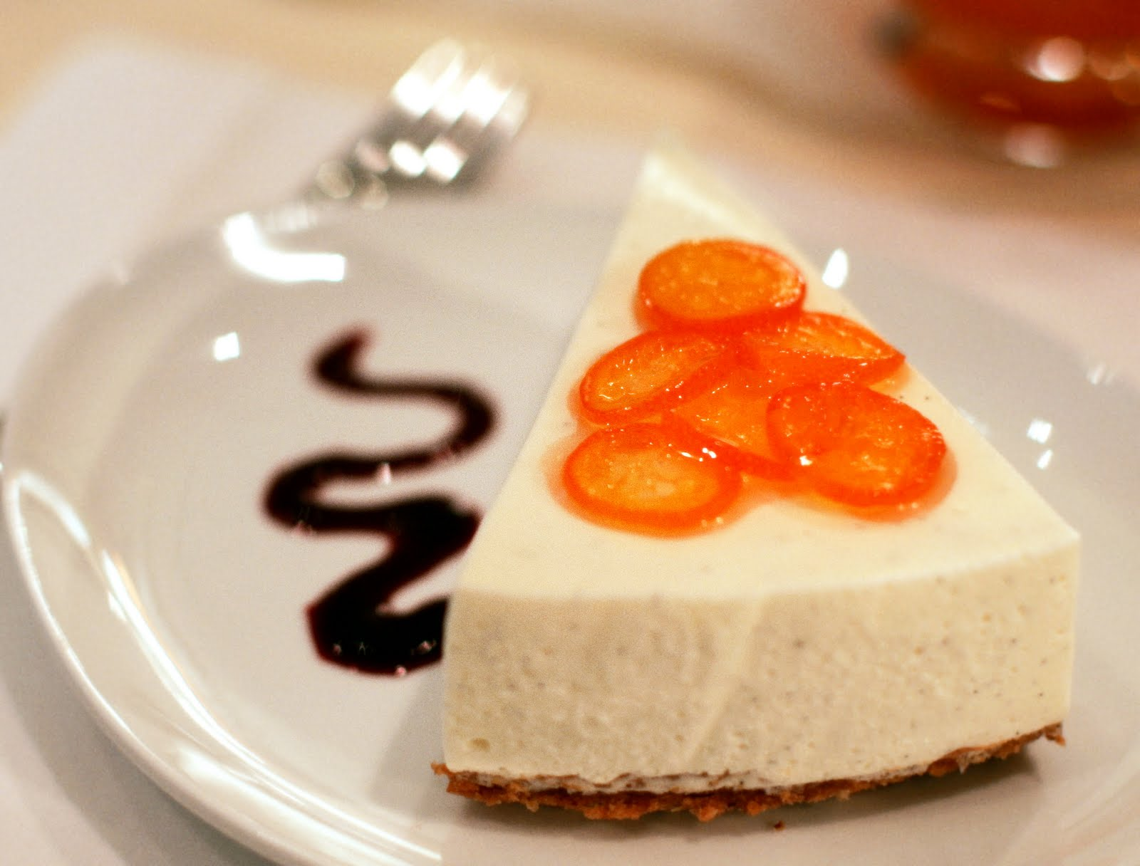 Tish Boyle Sweet Dreams: Whipped Vanilla Bean Cheesecake ...