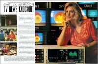 Playboy Magazine July 1989 Shelly Jamison Barry Diller