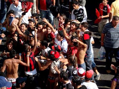 tapat�a (Atlas vs Chivas)