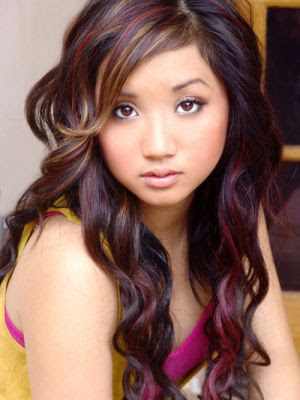 brenda song tattoos. renda song hairstyle