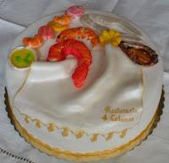 Torta Ristorante Pesce