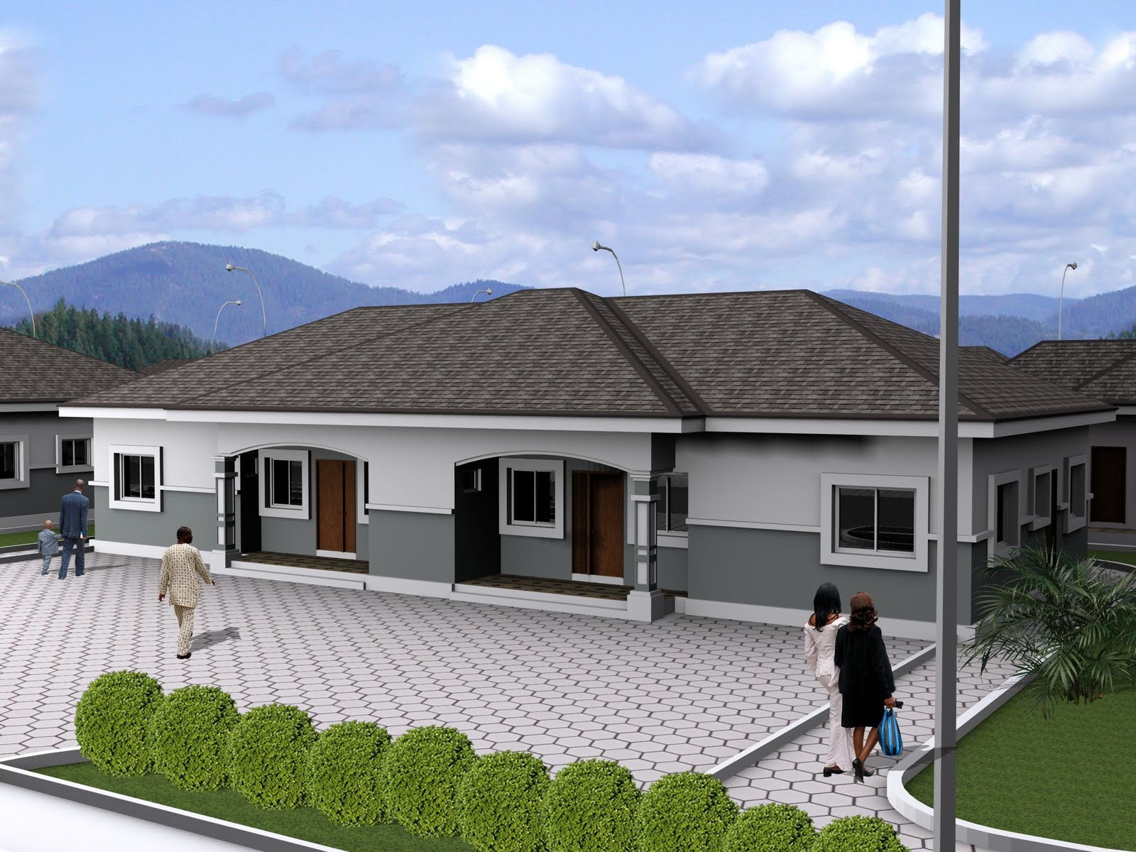 Best bungalow in nigeria joy studio design gallery Bungalo house