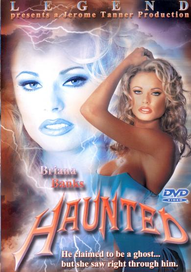 Amateur ghost hunter Briana Banks (before ghost hunting was trending on ...