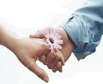 """""""Dá-me a sua mão, e eu não me importarei com a distância a ser percorrida."""""""