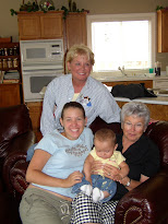 4 Generations of spectacular women
