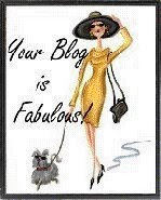 Fabulous Blog Award from Casey, Brenda, Rosanna, Nikki, Jamie, MiniAlev