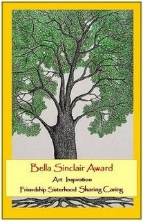 Bella Sinclair Award From Bobbi & Eva & Ana